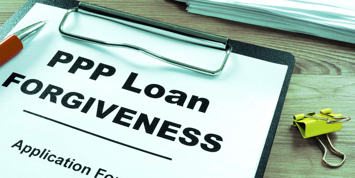 loan forgiveness under ppp